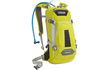 CamelBak M.U.L.E. Trinkrucksack citronelle/dark navy